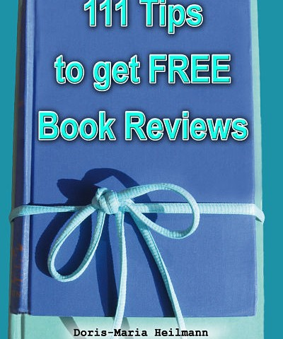 Review – Doris-Maria Heilmann's 111 Tips to Get FREE Book Reviews