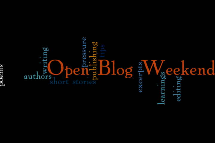July's Open Blog Weekend
