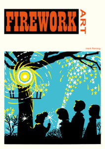 Firework Art cover Mark Fleming