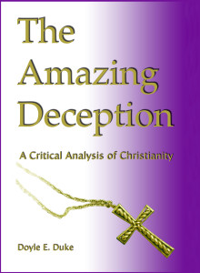 the amazing deception, doyle duke