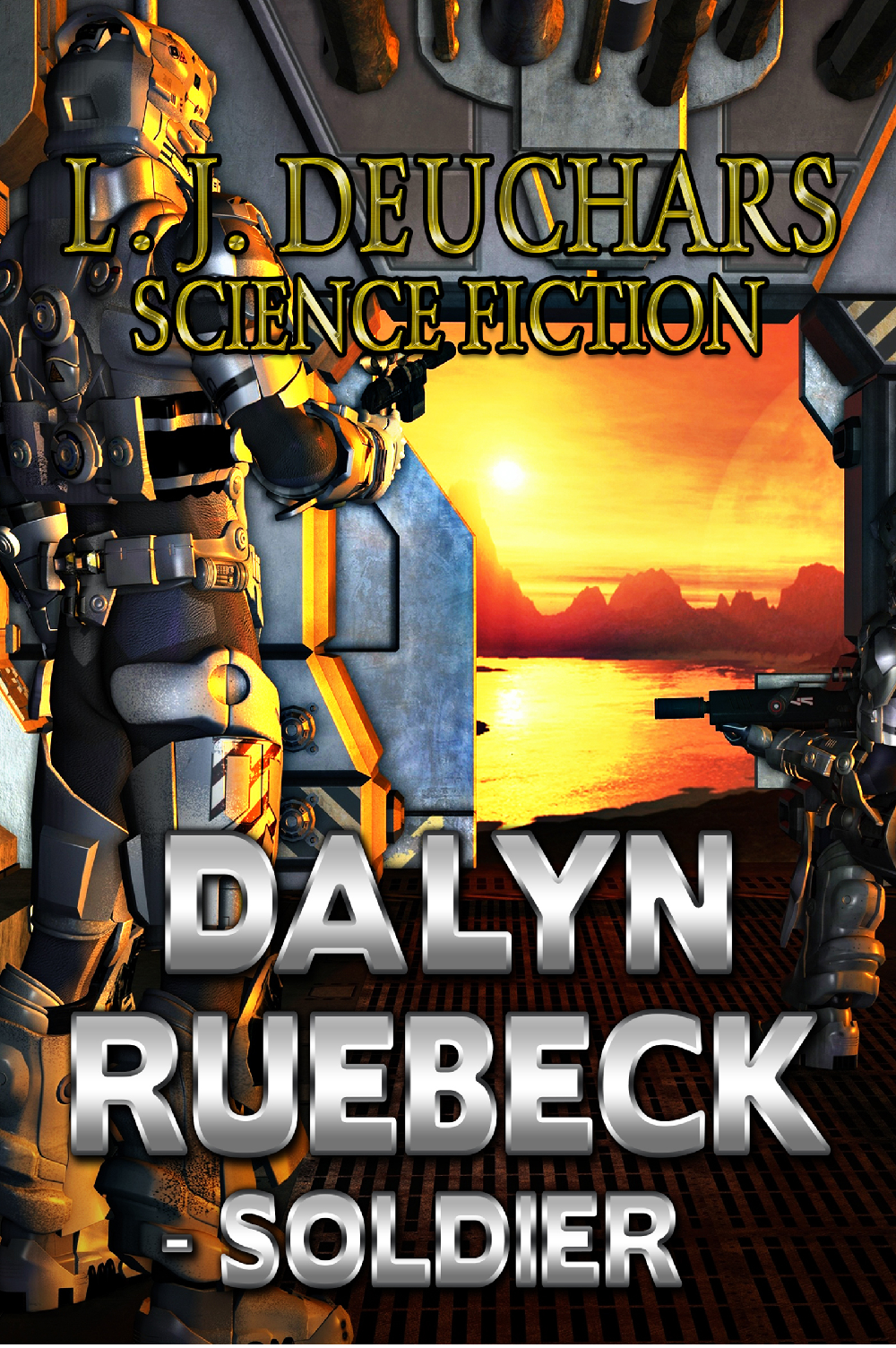 Dalyn Ruebeck Soldier
