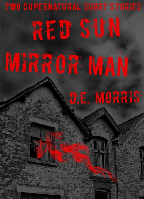 Red Sun Mirror Man