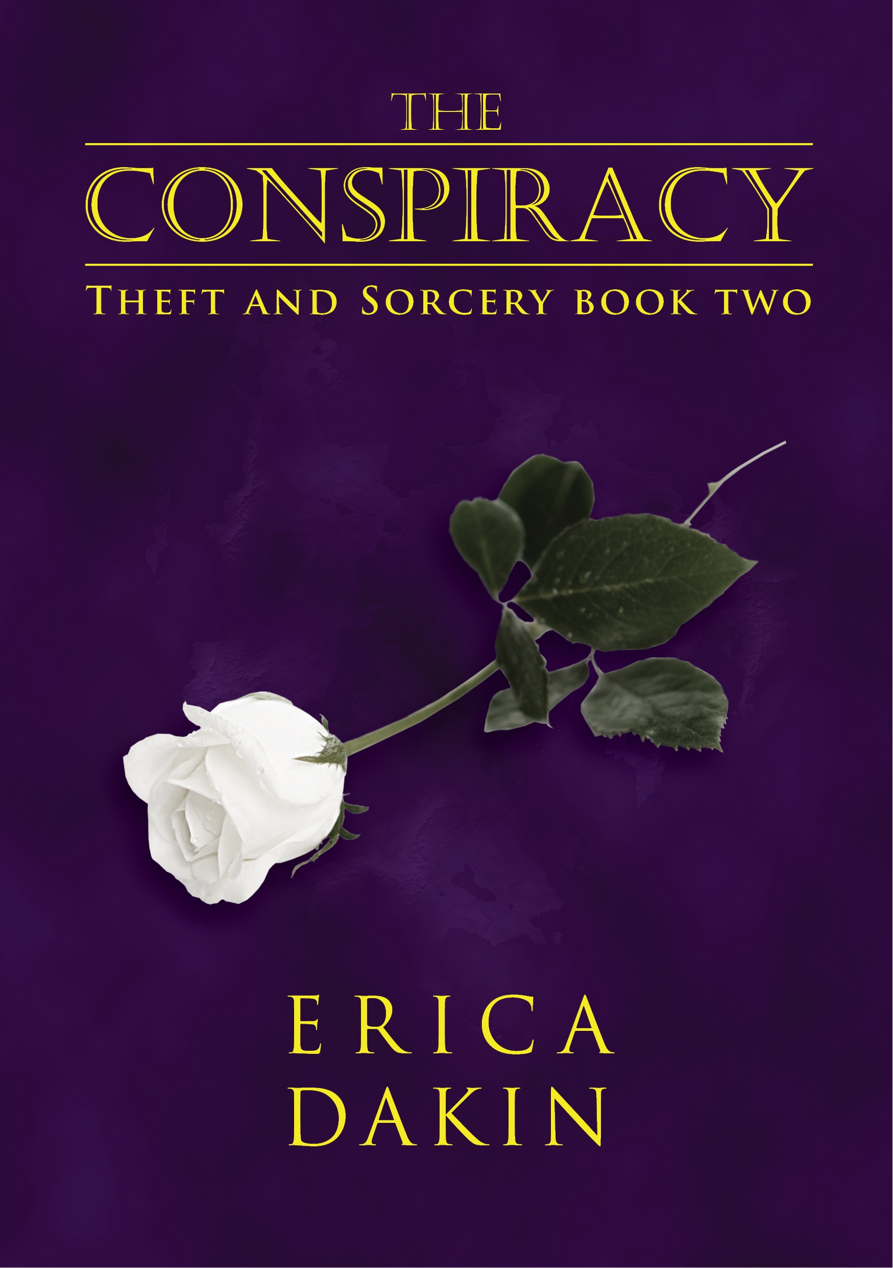 Theft And Sorcery 2 The Conspiracy