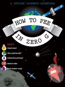 how to pee in zero g