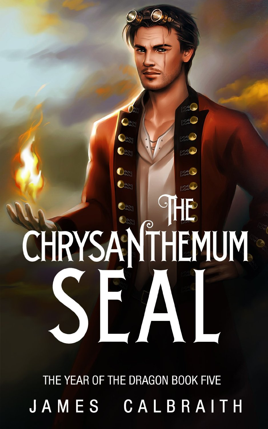 The Chrysanthemum Seal