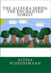 The Enchanted Forest front book cover2