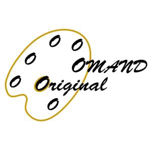 omand original logo