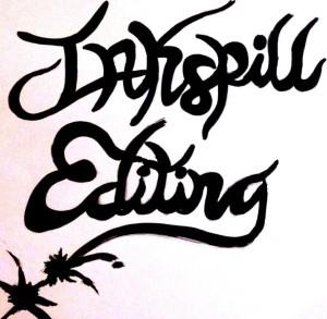 Inkspill Editing logo