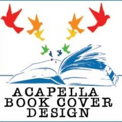 Acapella Book Cover Design