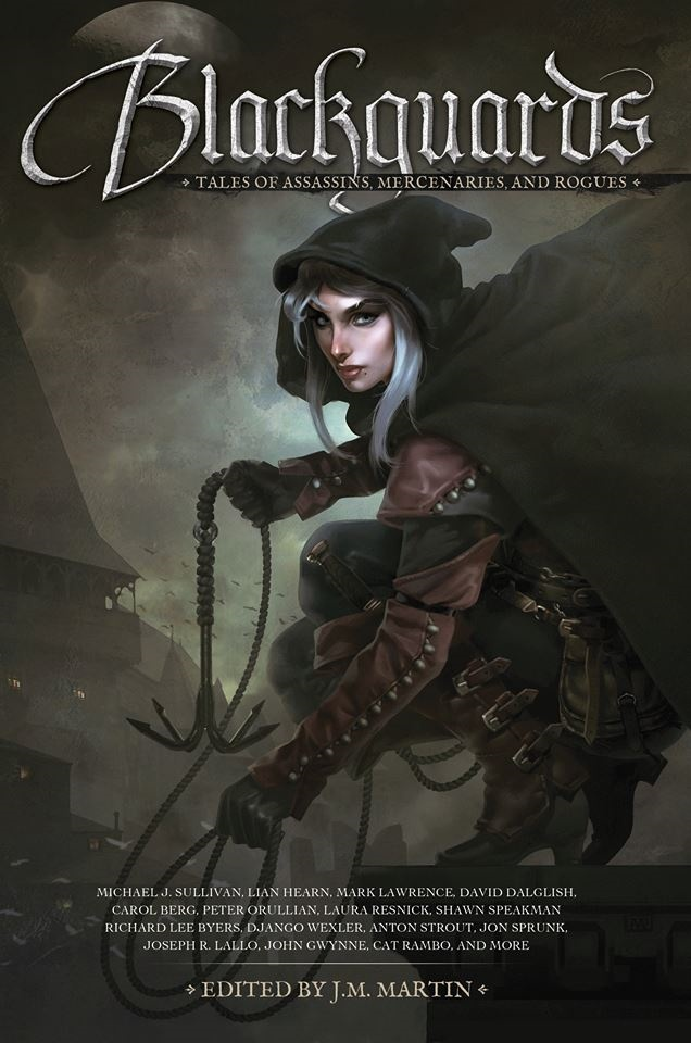 Blackguards Front Cover