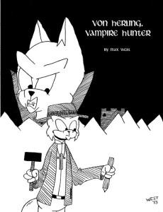 von herling vampire hunter