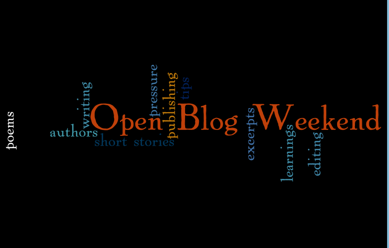Open Blog Weekend