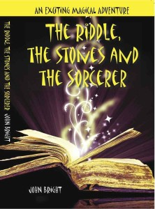 The Riddle The Stones and The Sorcerer - Cropped Cover under 100kb