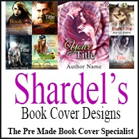 Shardel's Book Cover Designs