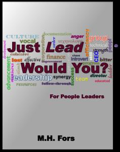 just lead