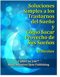 Simple Sleep Solutions en Espanol