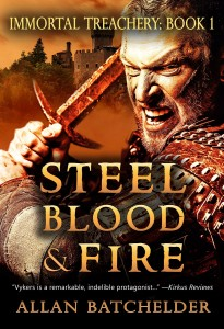 steel blood fire