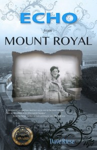 Cover for 'Echo from Mount Royal'