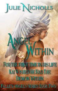 Angel Within - Paranormal Fantasy Romance