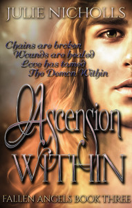 Ascension Within - paranormal fantasy romance