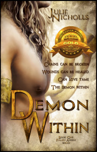 Demon Within Fantasy Paranormal Series