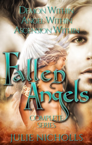 Fallen Angel Paranormal Fantasy