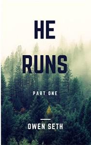 he runs