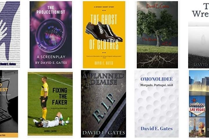 David E. Gates Showcase Interview