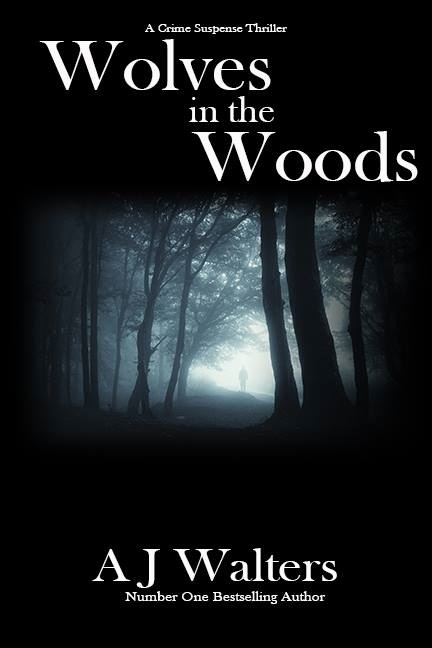 Wolves In The Woods Cover