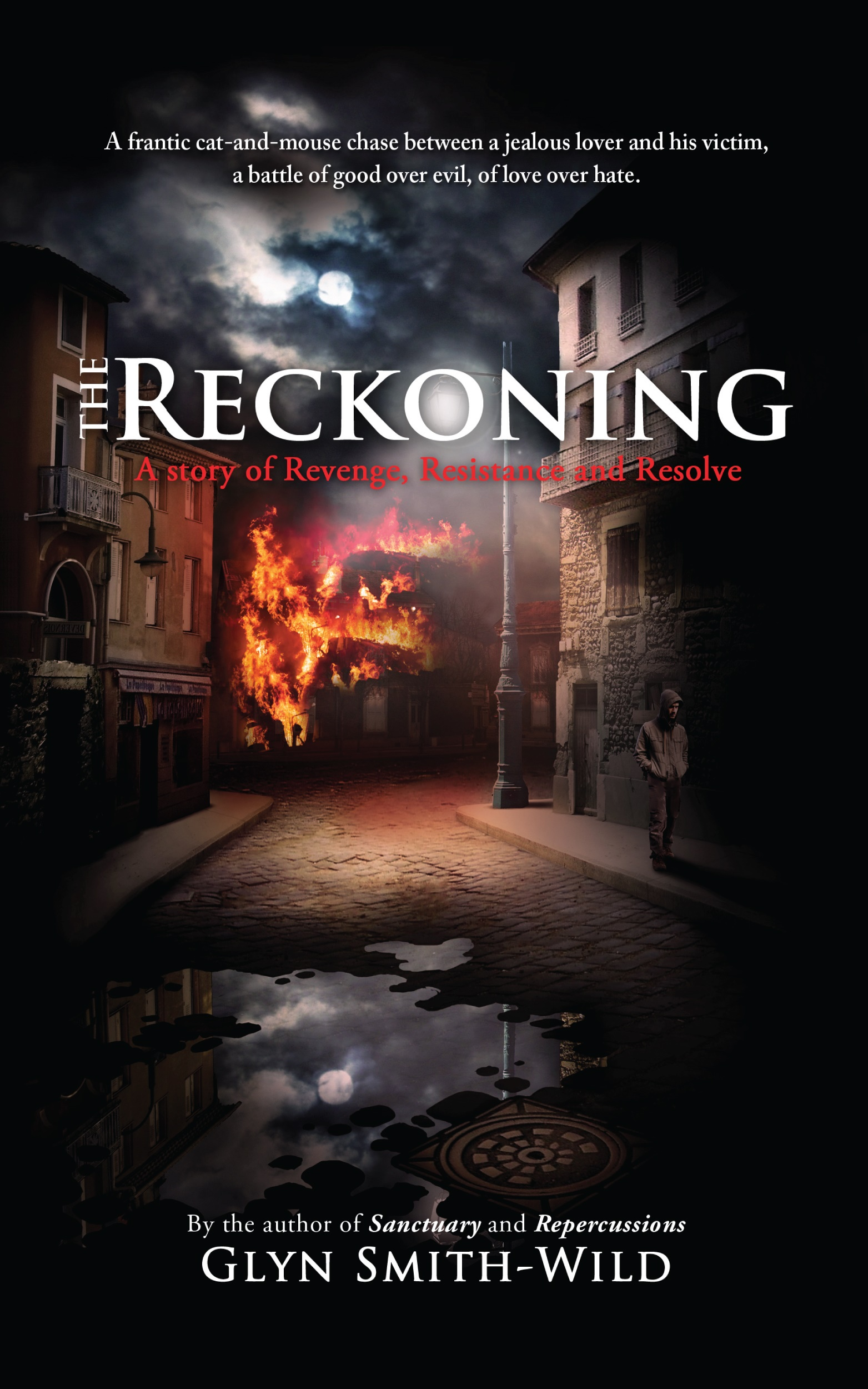The Reckoning ECover Amazon