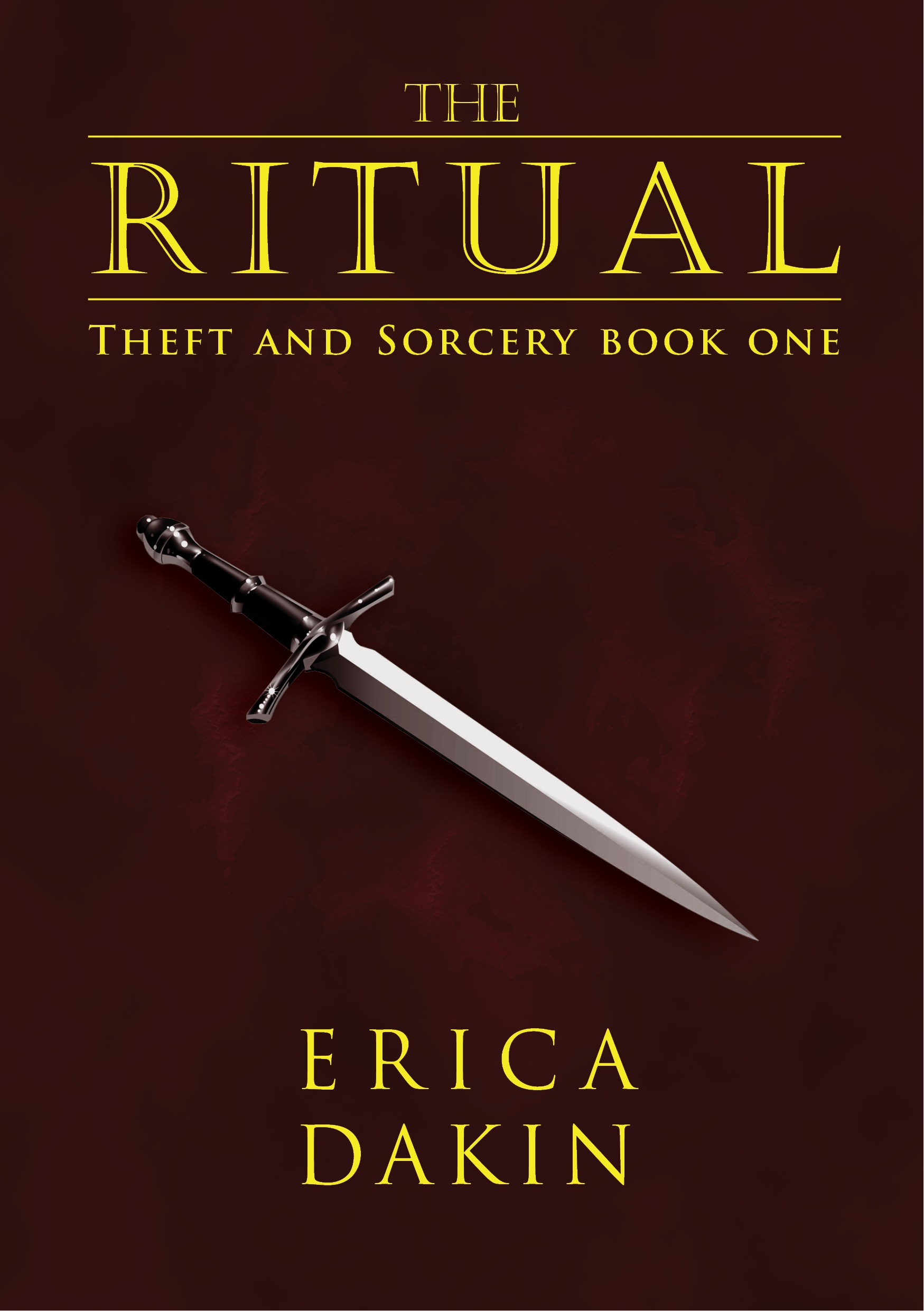 Theft And Sorcery 1 The Ritual